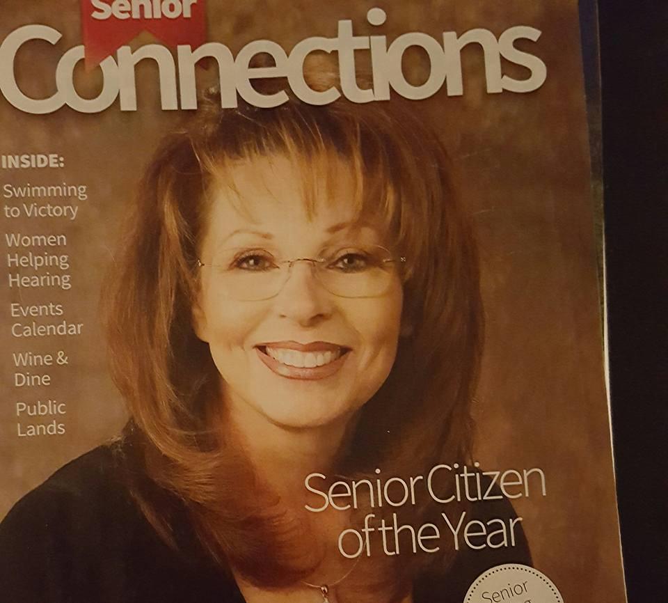 Rana Goodman Nevada Senior Citizen of the Year 2016