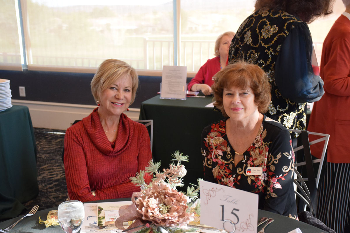 Southern Hills Republican Women Holiday Party 2019 11