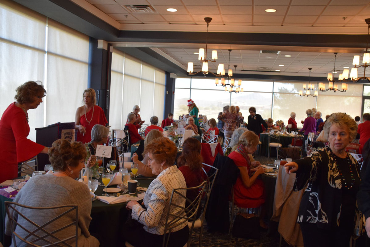 Southern Hills Republican Women Holiday Party 2019 9
