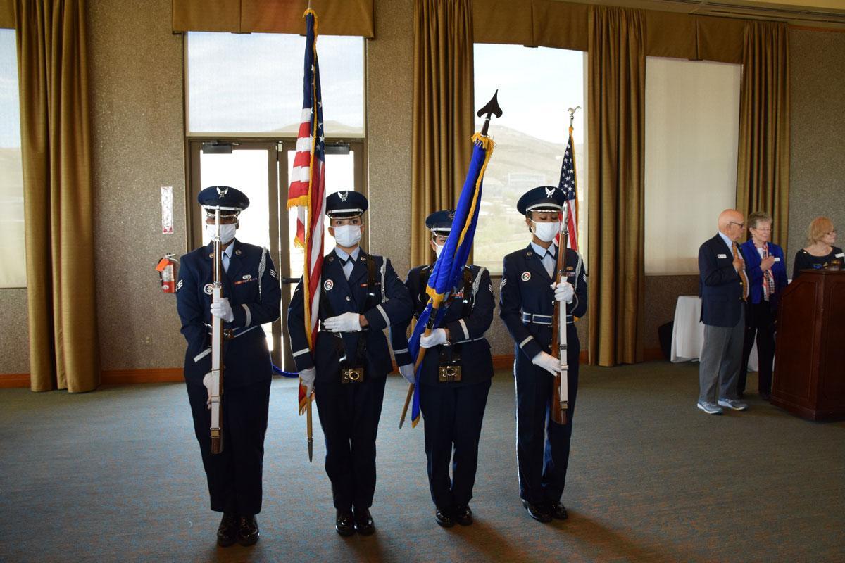 all-female guard