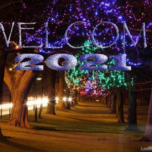Welcome 2020 graphic